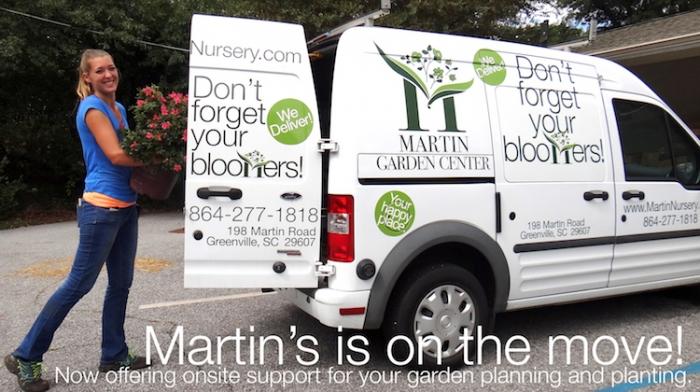 Martin's on the move - sm